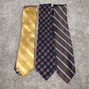 High End Tie Lot